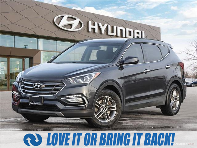 2018 Hyundai Santa Fe Sport 2.4 Base (Stk: 98546) in London - Image 1 of 26