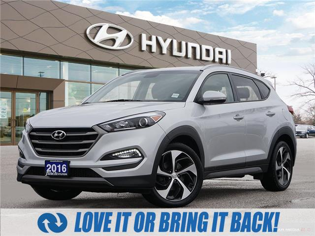 2016 Hyundai Tucson Premium 1.6 (Stk: 85635) in London - Image 1 of 27