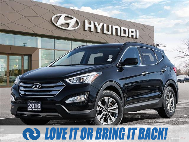 2016 Hyundai Santa Fe Sport 2.4 Base (Stk: 68448) in London - Image 1 of 27