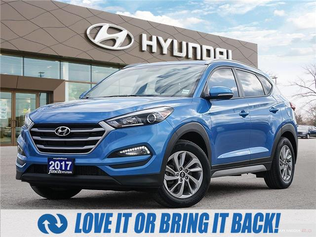 2017 Hyundai Tucson Premium (Stk: 78969) in London - Image 1 of 27