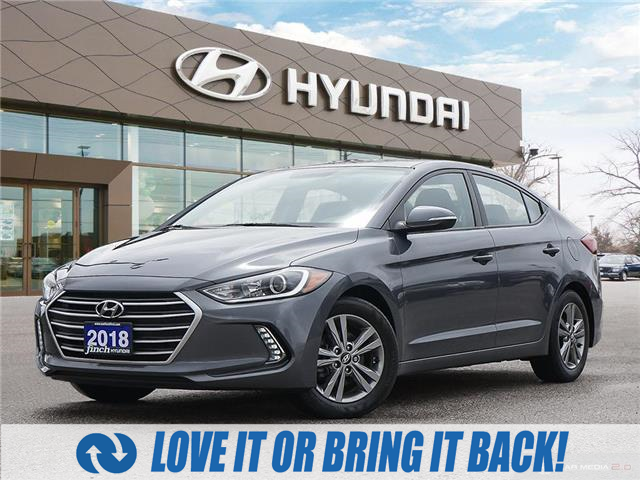 2018 Hyundai Elantra GL SE (Stk: 81484) in London - Image 1 of 27