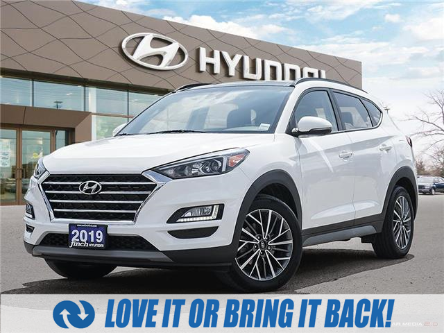 2019 Hyundai Tucson Luxury (Stk: 86731) in London - Image 1 of 27