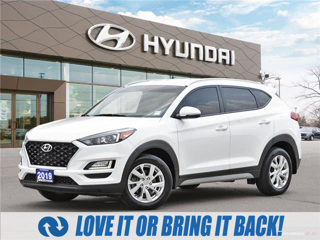 2019 Hyundai Tucson Preferred (Stk: 88821) in London - Image 1 of 26