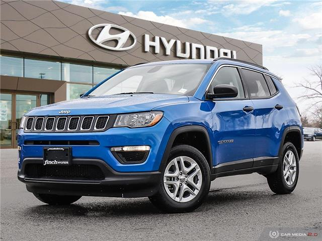 2019 Jeep Compass Sport (Stk: 92731) in London - Image 1 of 27