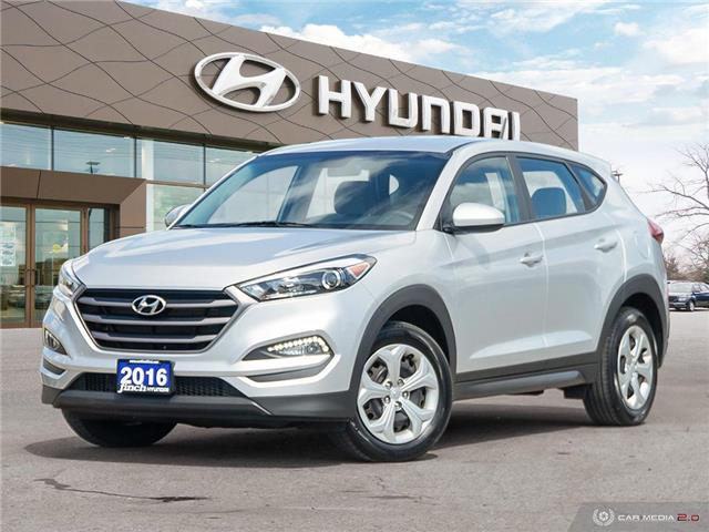 2016 Hyundai Tucson Base KM8J23A45GU142795 69572 in London