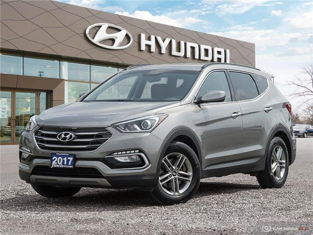 2017 Hyundai Santa Fe Sport 2.4 Base (Stk: 76567) in London - Image 1 of 25