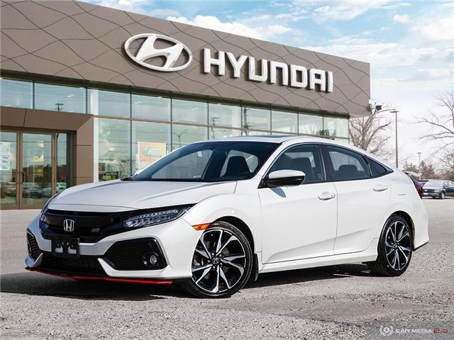 2019 Honda Civic Si Base (Stk: 96809) in London - Image 1 of 26