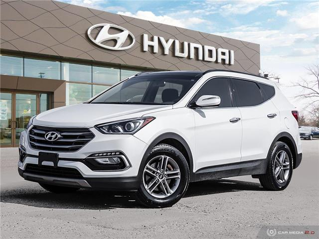 2017 Hyundai Santa Fe Sport 2.4 Luxury (Stk: 77941) in London - Image 1 of 25