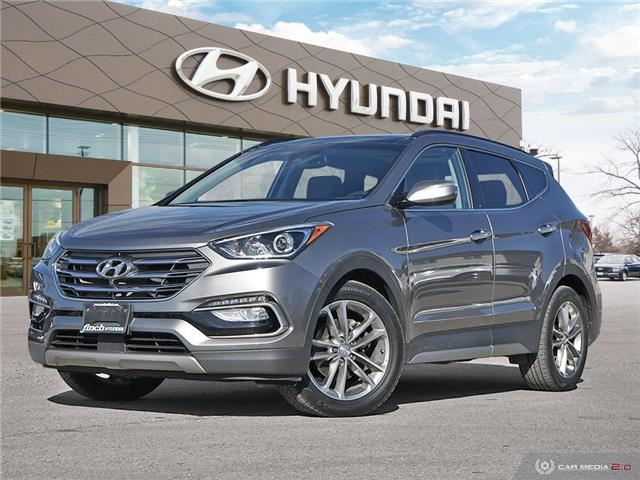 2017 Hyundai Santa Fe Sport 2.0T Ultimate (Stk: 77095) in London - Image 1 of 27