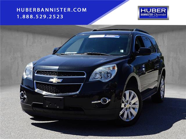 2011 Chevrolet Equinox 1LT (Stk: N30120A) in Penticton - Image 1 of 15