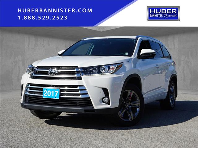 2017 Toyota Highlander Limited (Stk: 9526A) in Penticton - Image 1 of 27