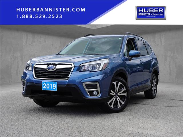 2019 Subaru Forester 2.5i Limited (Stk: N30920A) in Penticton - Image 1 of 27