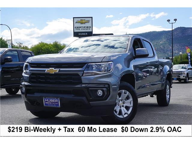 2021 Chevrolet Colorado LT (Stk: N00621) in Penticton - Image 1 of 16