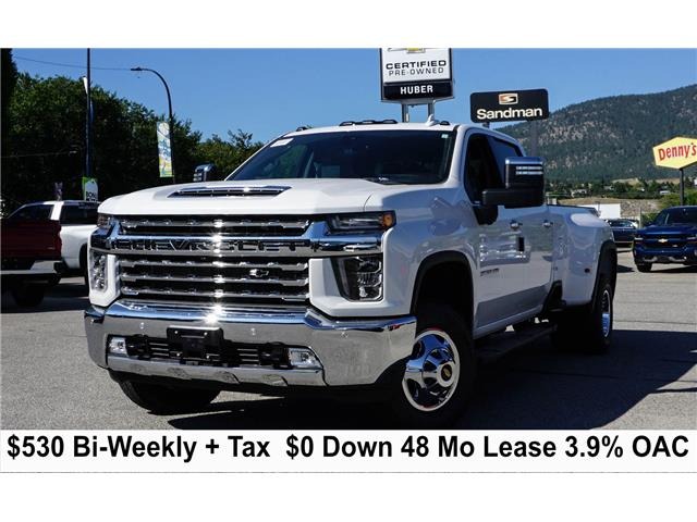 2020 Chevrolet Silverado 3500HD LTZ (Stk: N28420) in Penticton - Image 1 of 9
