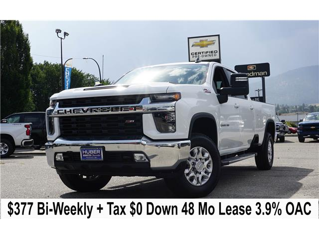 2020 Chevrolet Silverado 3500HD LT (Stk: N30820) in Penticton - Image 1 of 18