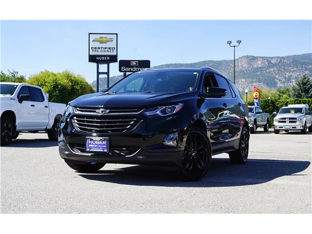 2020 Chevrolet Equinox LT (Stk: N31620) in Penticton - Image 1 of 7