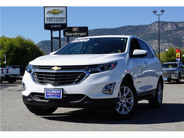 2020 Chevrolet Equinox LT (Stk: N03620) in Penticton - Image 1 of 17