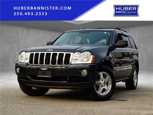2007 Jeep Grand Cherokee Limited (Stk: N28320B) in Penticton - Image 1 of 20