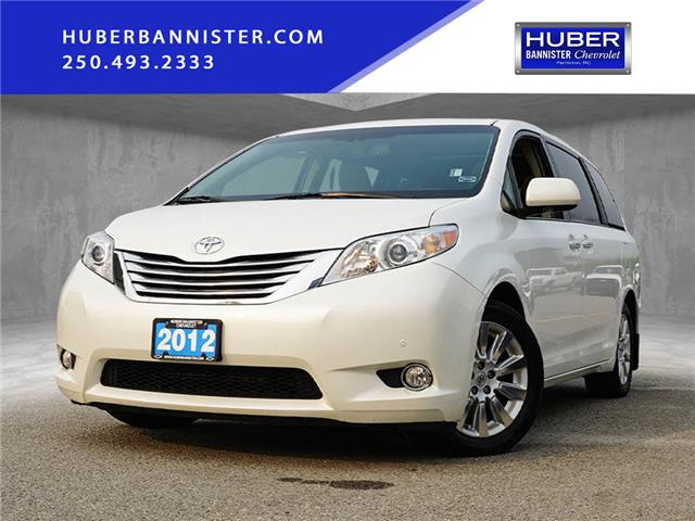 2012 Toyota Sienna  (Stk: 9546A) in Penticton - Image 1 of 25