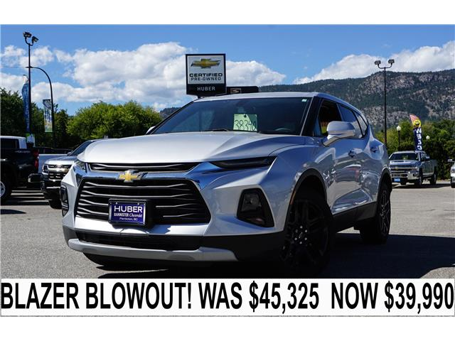 2019 Chevrolet Blazer 3.6 (Stk: N47019) in Penticton - Image 1 of 18