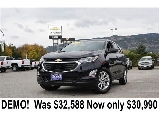 2020 Chevrolet Equinox LS (Stk: N16320) in Penticton - Image 1 of 14