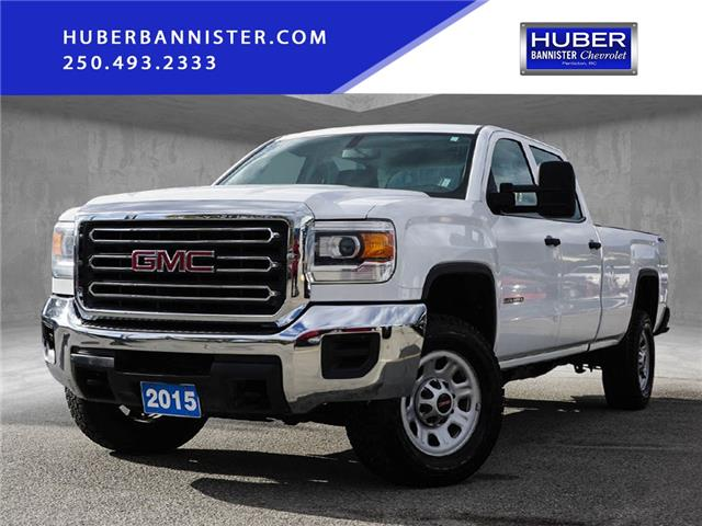 2015 GMC Sierra 3500HD WT (Stk: N34720B) in Penticton - Image 1 of 19