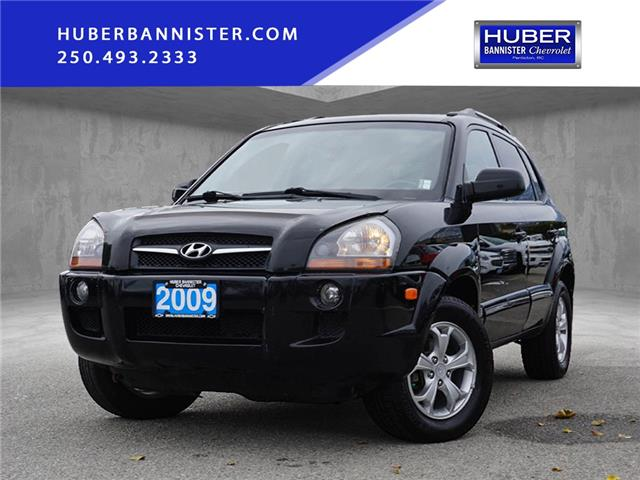 2009 Hyundai Tucson Limited (Stk: 9576A) in Penticton - Image 1 of 18