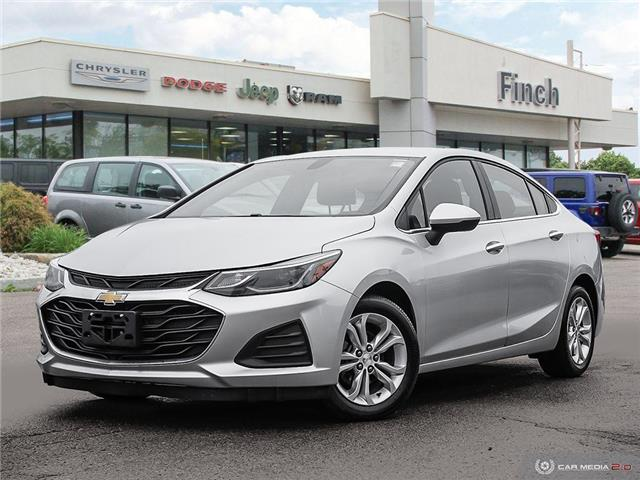 2019 Chevrolet Cruze LT (Stk: 96933) in London - Image 1 of 27