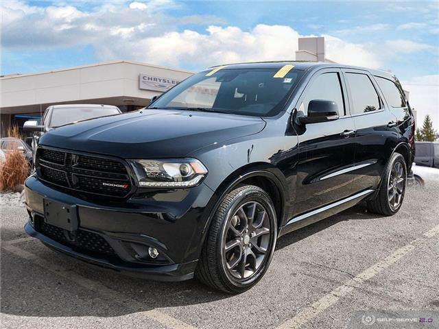 2017 Dodge Durango R/T (Stk: 99424) in London - Image 1 of 26
