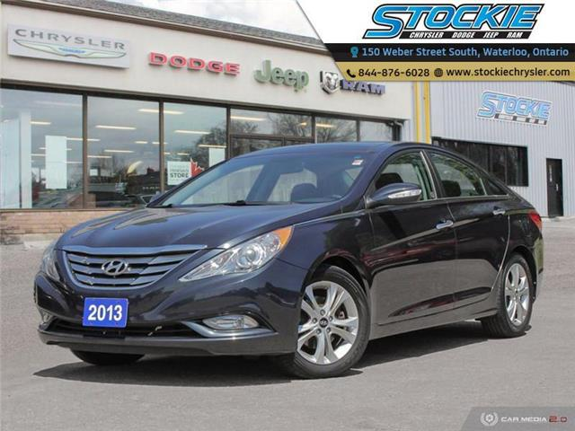 2013 Hyundai Sonata SE (Stk: 34487) in Waterloo - Image 1 of 27