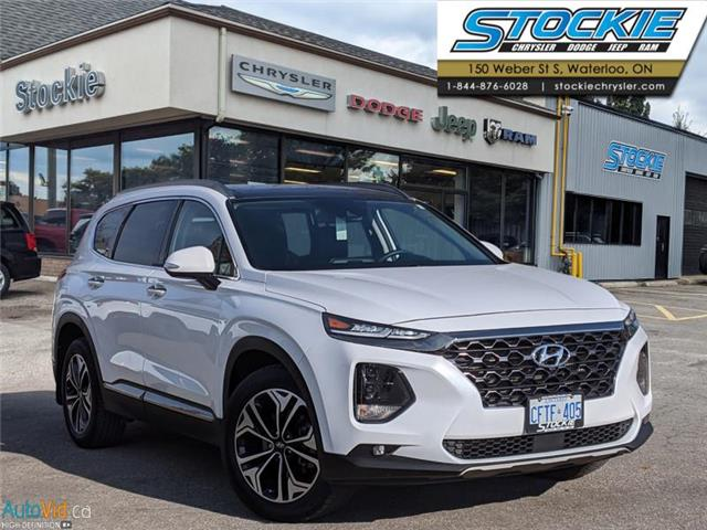 2020 Hyundai Santa Fe  (Stk: 35379) in Waterloo - Image 1 of 24