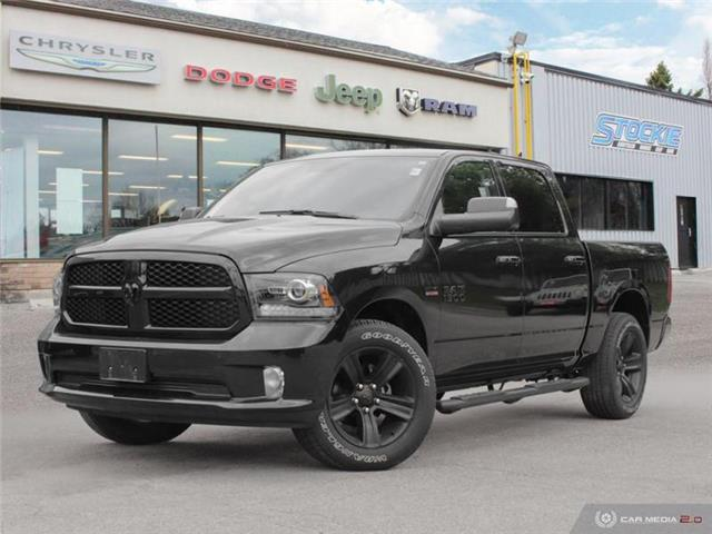 2018 RAM 1500 Sport (Stk: 34562) in Waterloo - Image 1 of 26