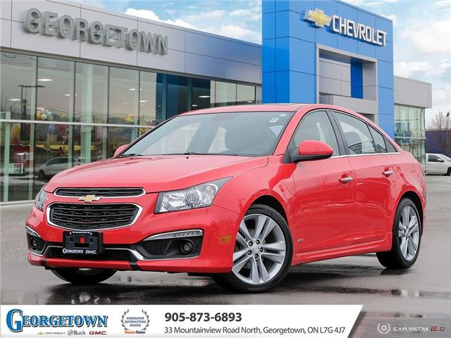 2015 Chevrolet Cruze 2LT (Stk: 30899) in Georgetown - Image 1 of 30