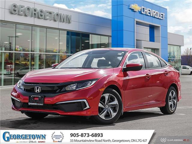 2019 Honda Civic LX 2HGFC2F50KH001178 31626 in Georgetown