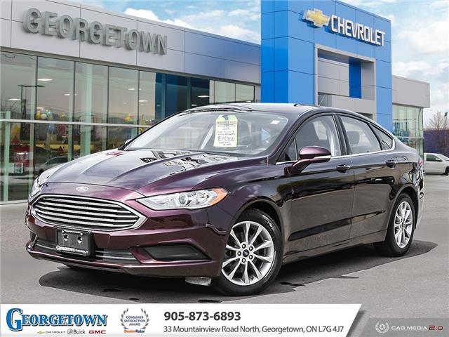 2017 Ford Fusion SE (Stk: 31884) in Georgetown - Image 1 of 27