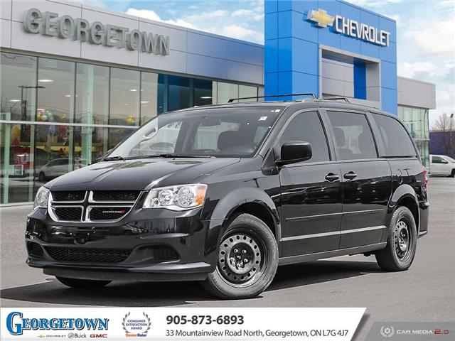 2016 Dodge Grand Caravan SE/SXT (Stk: 31923) in Georgetown - Image 1 of 27