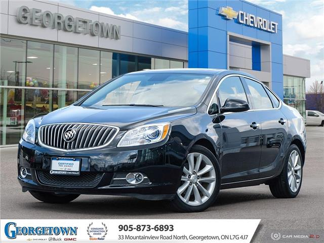 2016 Buick Verano Leather (Stk: 32153) in Georgetown - Image 1 of 28
