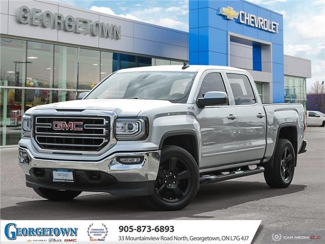 2017 GMC Sierra 1500 SLE (Stk: 32372) in Georgetown - Image 1 of 27