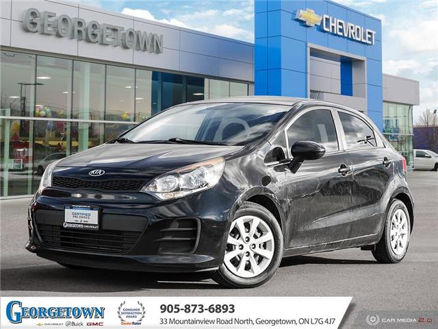 2016 Kia Rio LX (Stk: 32437) in Georgetown - Image 1 of 27