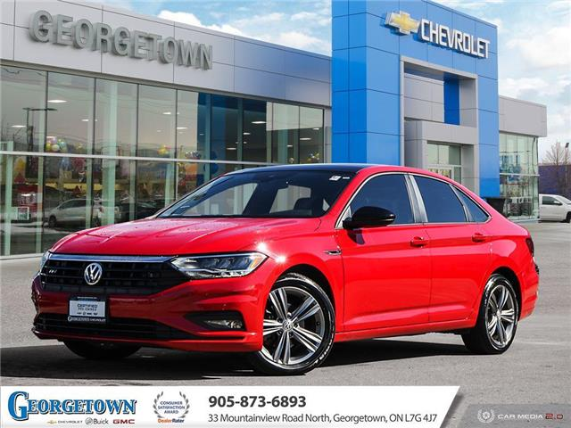 2019 Volkswagen Jetta 1.4 TSI Highline (Stk: 32518) in Georgetown - Image 1 of 27