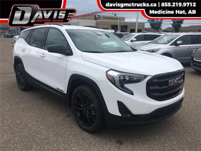 2020 GMC Terrain SLE (Stk: 176961) in Medicine Hat - Image 1 of 21