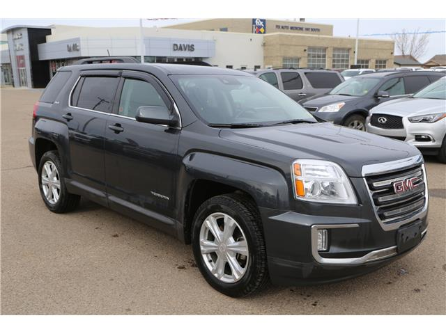 2017 GMC Terrain SLE-2 (Stk: 145414) in Medicine Hat - Image 1 of 22