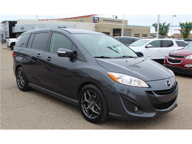 2017 Mazda Mazda5 GT (Stk: 184202) in Medicine Hat - Image 1 of 21