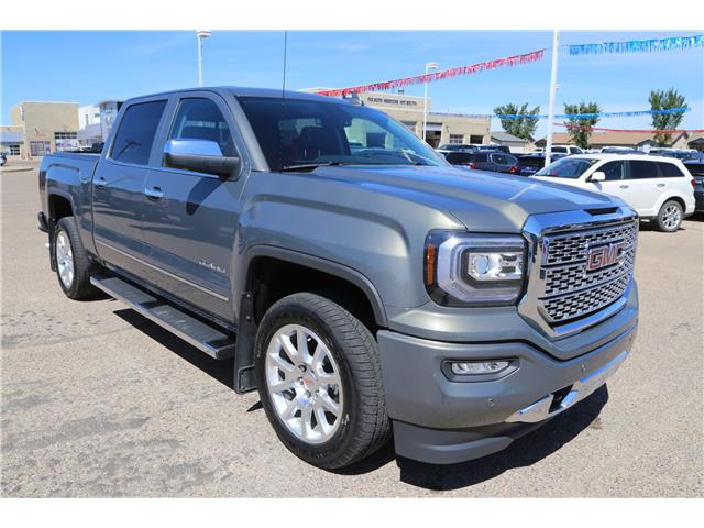 2018 GMC Sierra 1500 Denali (Stk: 185384) in Medicine Hat - Image 1 of 27