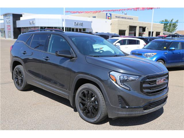 2020 GMC Terrain SLE (Stk: 182767) in Medicine Hat - Image 1 of 22