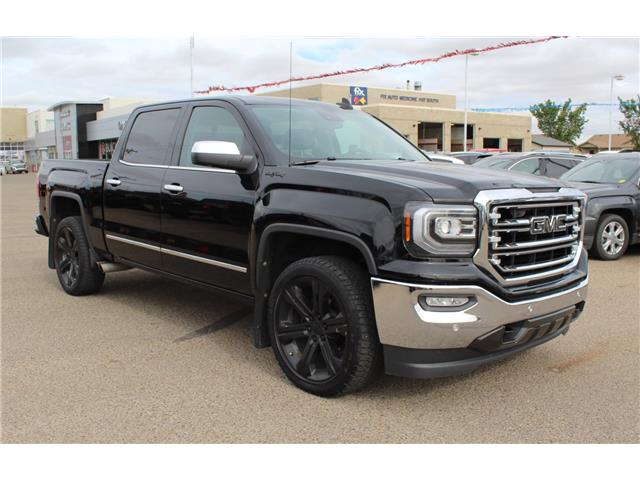 2017 GMC Sierra 1500 SLT (Stk: 149100) in Medicine Hat - Image 1 of 22
