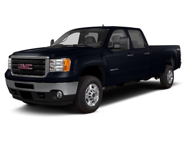 2013 GMC Sierra 2500HD SLT (Stk: 103158) in Medicine Hat - Image 1 of 8