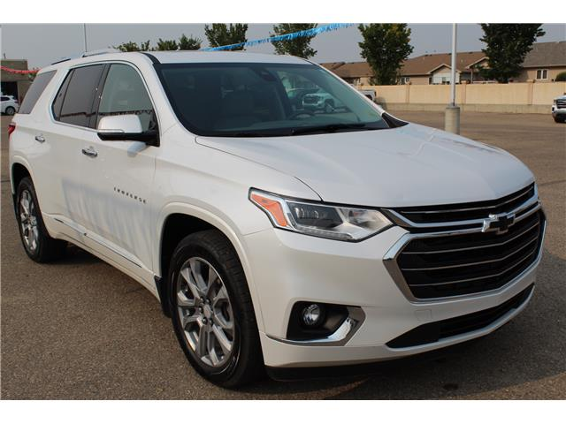 2018 Chevrolet Traverse Premier (Stk: 186477) in Medicine Hat - Image 1 of 23