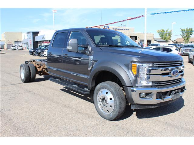 2017 Ford F-550 Chassis  (Stk: 185797) in Medicine Hat - Image 1 of 23
