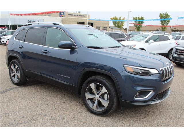 2019 Jeep Cherokee Limited (Stk: 182157) in Medicine Hat - Image 1 of 26